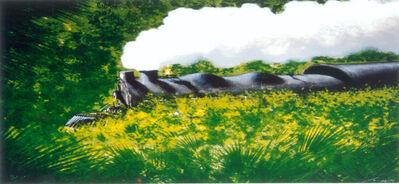 Julio Larraz, 'West of Manassas', 1993
