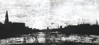 Jason Hicklin, 'The Thames. London Bridge', 2019