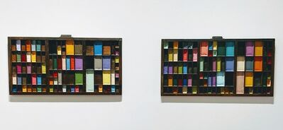 Melanie Rothschild, 'Paint Trays', ca. 2013