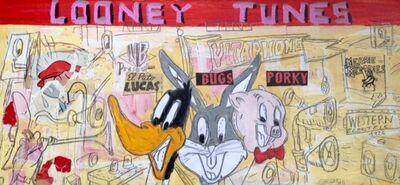 Luis Pérez Calvo, 'Looney tunes', 2017