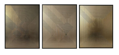 Francisco Larios, 'Untitled 5, Untitled 3 & Untitled 1 Triptych ', 2019