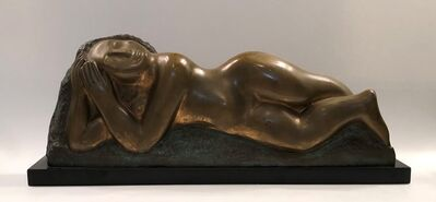 William Zorach, 'Tranquility', 1954