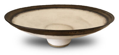 Lucie Rie, 'Bowl with Copper Rim'