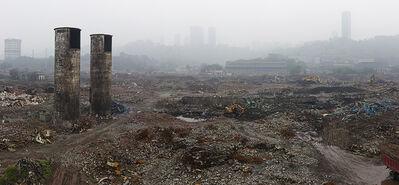 He Xingyou, 'Chongqing Steel Factory Ruins'