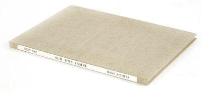 Hans Richter, 'Sur Une Jambe', 1974