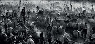 David Yarrow, 'Mankind III (B&W)', 2014