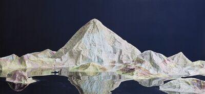 Ji Zhou, 'Map 3', 2013