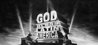 Gonzalo Fuenmayor, 'God Bless  Latin America', 2013