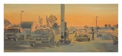 Anton Henning, 'TANKSTELLE NO II', 2000