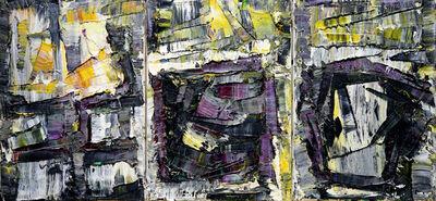 Jean-Paul Riopelle, 'Triptych', 1978