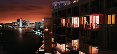 David Drebin, 'David Drebin, Miami At Night', 2009