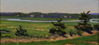 Joshua O'Donnell, 'Marshes, Cape Cod', 2017