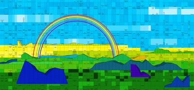 Oleksiy Sai, 'Landscape with a Rainbow', 2014