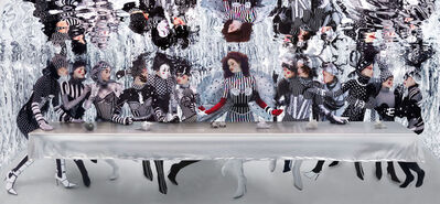 Howard Schatz, 'The Last Supper Underwater', 2005