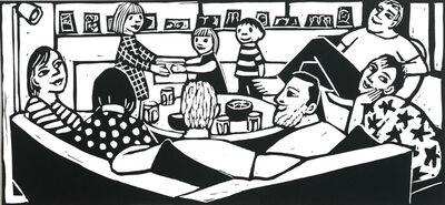 Anita Klein PPRE, 'Family Gathering', 2020