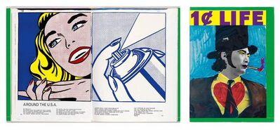 Walasse Ting 丁雄泉, '1 Cent Life', 1964