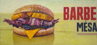 Pranas Griušys, 'Barbe Meat', 2021