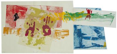 Sam Gilliam, 'Barnett - Stroke Series', 2005