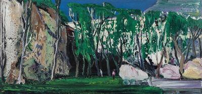 Yin Zhaoyang 尹朝阳, 'Summer Hills', 2014