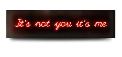 David Drebin, 'It's Not You It's Me', 2016