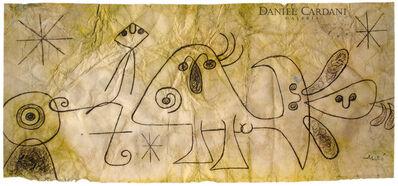 Joan Miró, 'Untitled', 1948