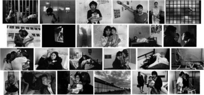 Adriana Lestido, 'De la serie Mujeres presas | From the series Imprisoned women', 1991-1993