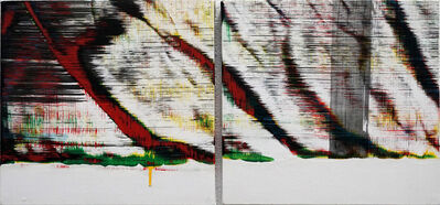 Sergio Barrera, 'Rhizomes (leakage) #5', 2019