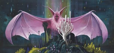 Jeff Soto, 'Great Bat Awakens', 2015
