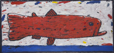 Gaylen Hansen, 'Red Fish III', 2013
