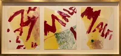 Julian Schnabel, 'Malfi ', 1997