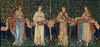 William Morris (1834-1896), 'The Orchard', 1890