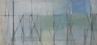 Calvert Coggeshall, 'Mystic Space', 1950