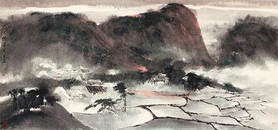 Lui Shou Kwan 呂壽琨, 'View of Shatin 沙田景色', 1965