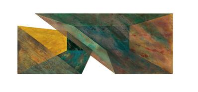 Ronald Davis, 'Diagonal Rectangle XV', 1971