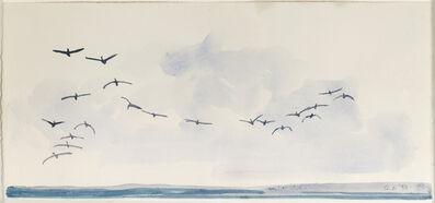 Gilles Aillaud, 'Vol d'oiseaux ', 1997
