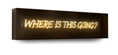 David Drebin, 'Where Is This Going?', 2014