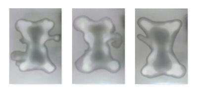 Michelangelo Pistoletto, 'Embrione (Triptych)', 1999