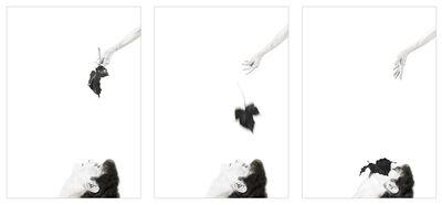 Alessandro Giampaoli, 'La stagione del silenzio (Trittico) Ed. 1/7', 2014