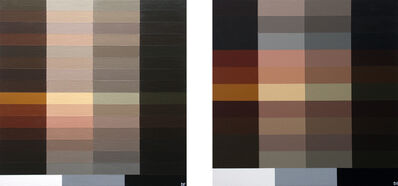 Damon Freed, 'Neutral Browns', 2019