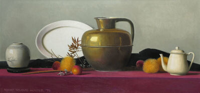 Robert Douglas Hunter, 'Still Life with Polished Brass Pot', 1970