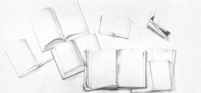 Yifat Bezalel, 'The Empty Holy Books', 2017