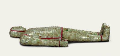 'Burial costume', 206 BC -9 AD