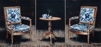 Jacques Payette, 'Comme un jour de porcelaine', 2016