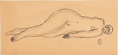 Sanyu, 'Reclining Nude'