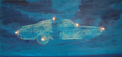 Ricky Armendariz, 'Last ride of Juan Diego (69 Malibu)', 2017