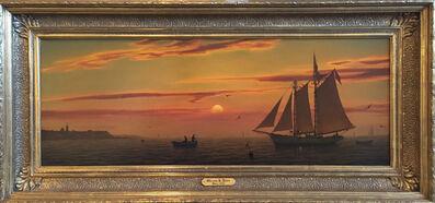 William R. Davis, 'Sunset Rendezvous'
