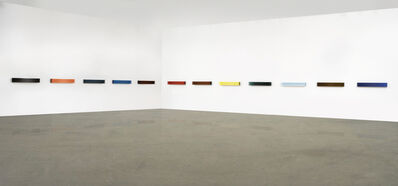 Donald Judd, 'Untitled [Twelve Works]', 1991