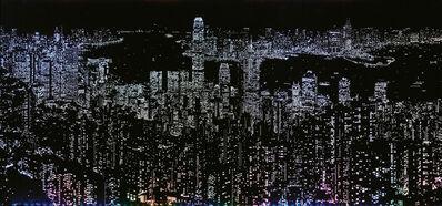 Koo Bon Seok, 'City of light and dark', 2012