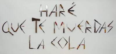 Moris, 'Haré que te muerdas la cola', 2014