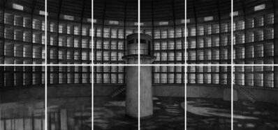 Rainer Wölzl, 'Panoptikum I - Presidio Modelo', 2017